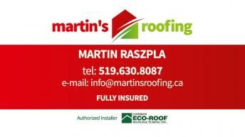 Maritns Roofing