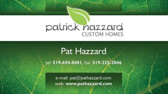 Pat Hazzard Custom Homes